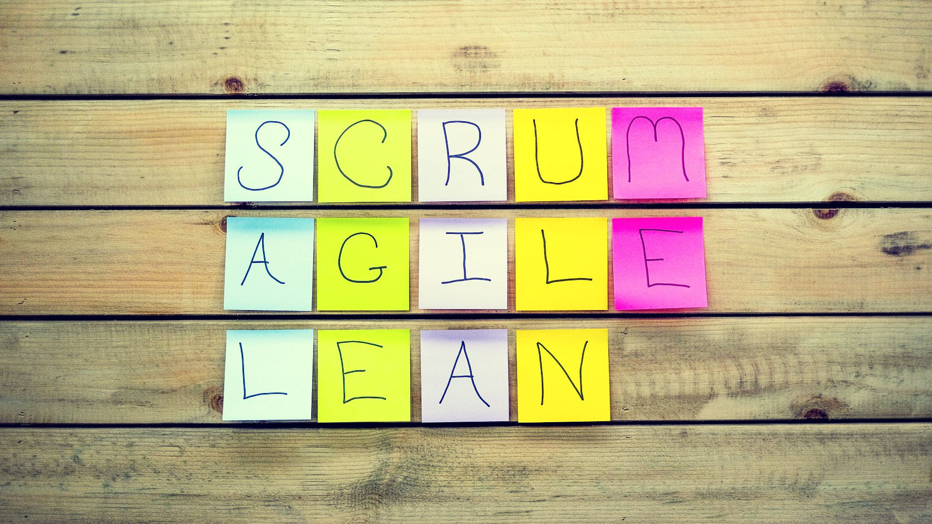 Scrum Ágil Lean